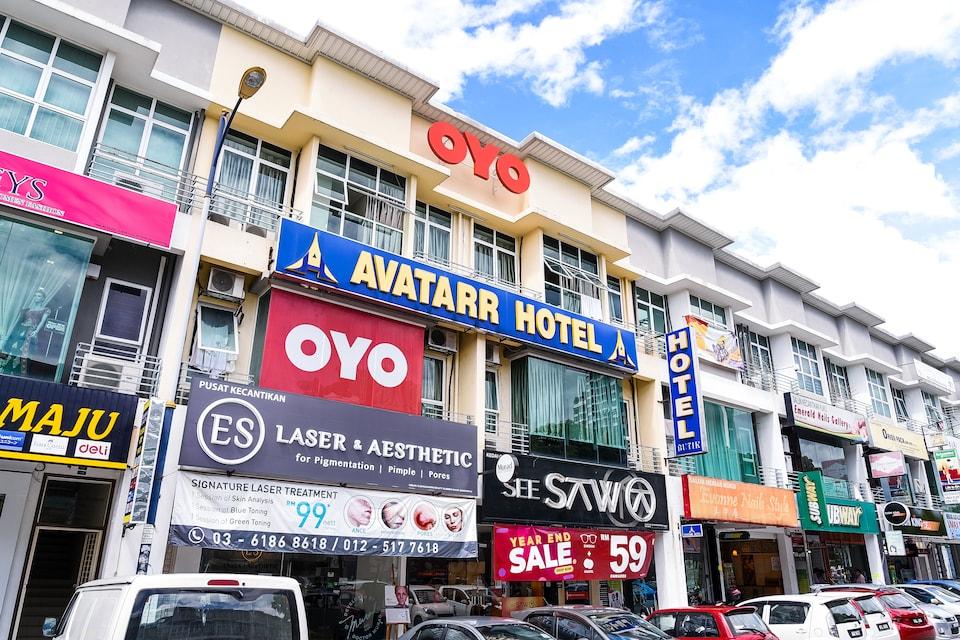 OYO 44097 Avatarr Hotel, Sri Gombak, Selayang