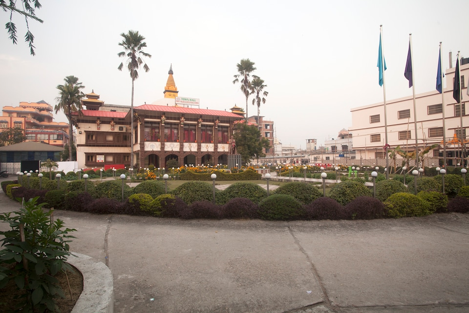 OYO 564 Town Hall Party Palace And Peace Garden Hotel
