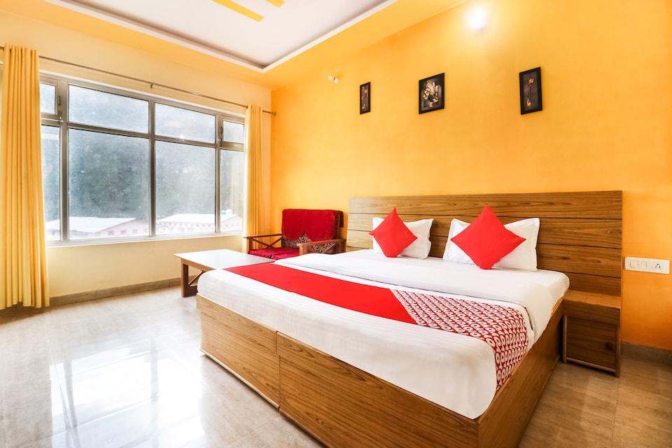 OYO 47840 Hotel Comfort Inn, Joshimath, Joshimath