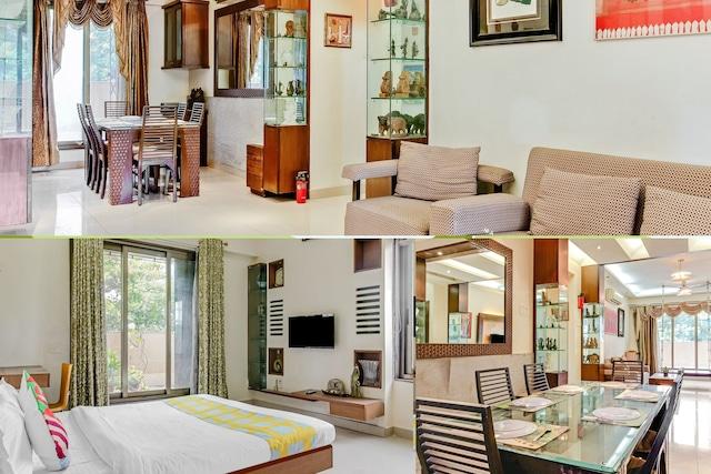 OYO Home 47863 Luxurious Stay Bandra Terminus