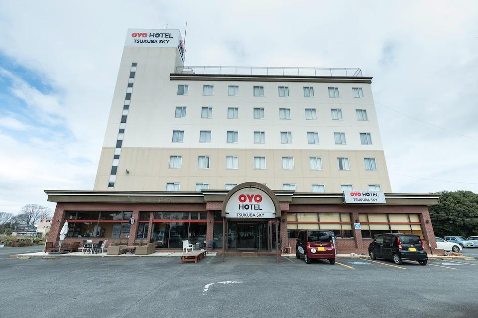 OYO Tsukuba Sky Hotel, Tsukuba, Tsukuba