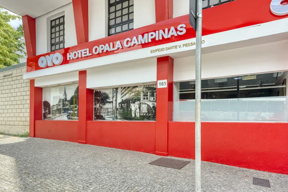 OYO Opala Avenida - Campinas Centro