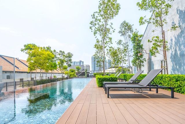 OYO Home 89327 Magnificent 1br Tamarind Suites