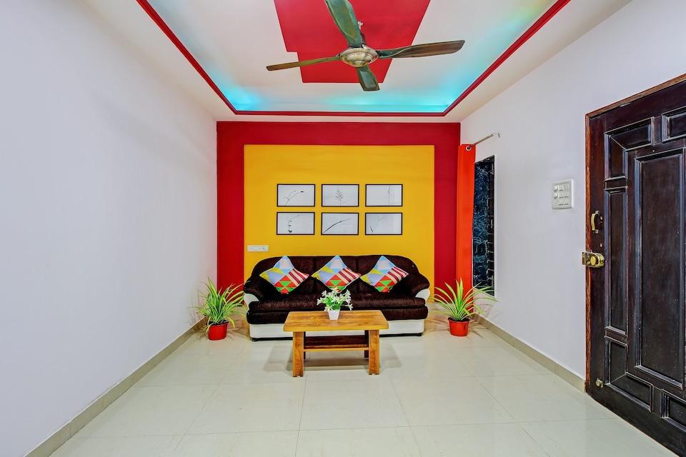 OYO Home 48961 Classy Studios Near Pune Airport