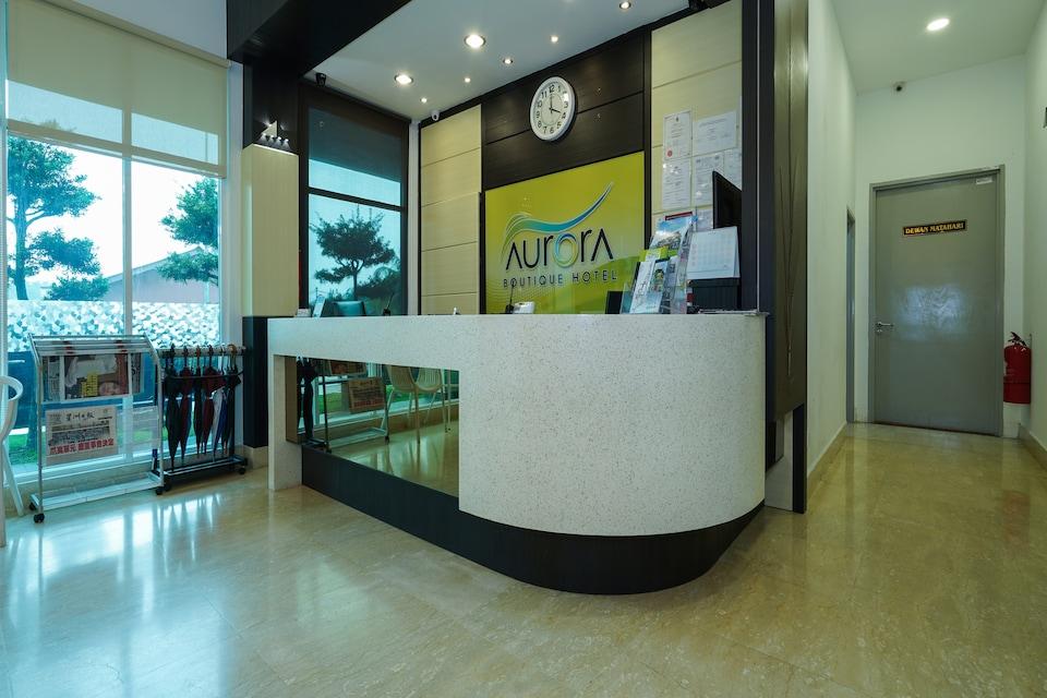 Capital O 89350 Aurora Boutique Hotel