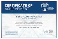 5 by OYO - Metropolitan