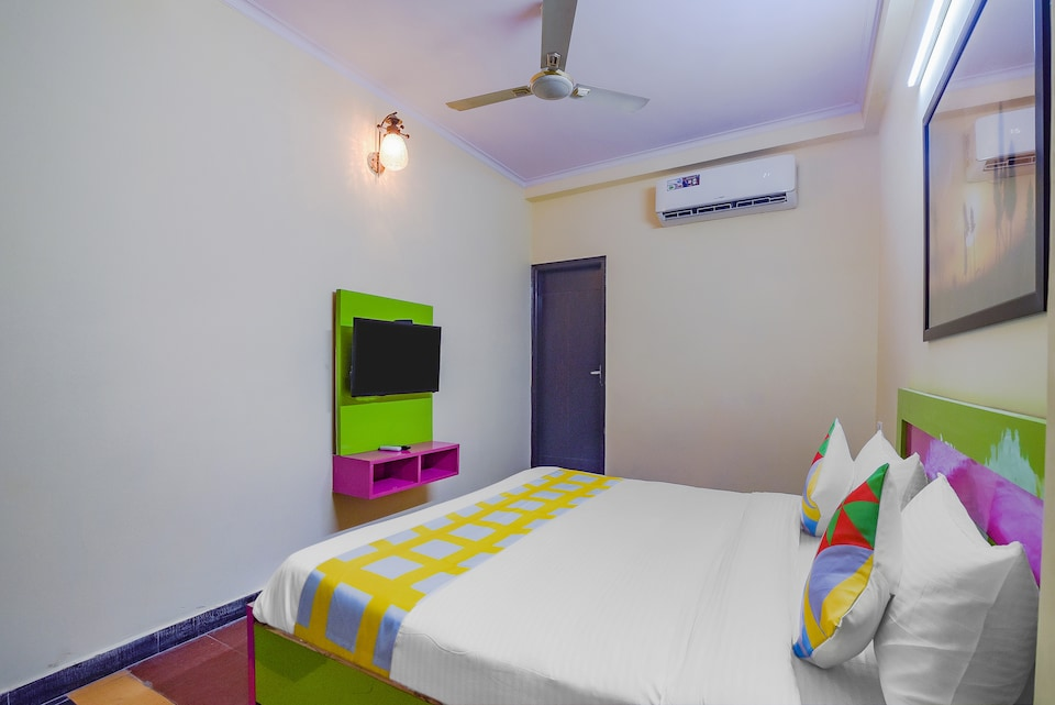 OYO 49466 Spacious Stay Near Airport