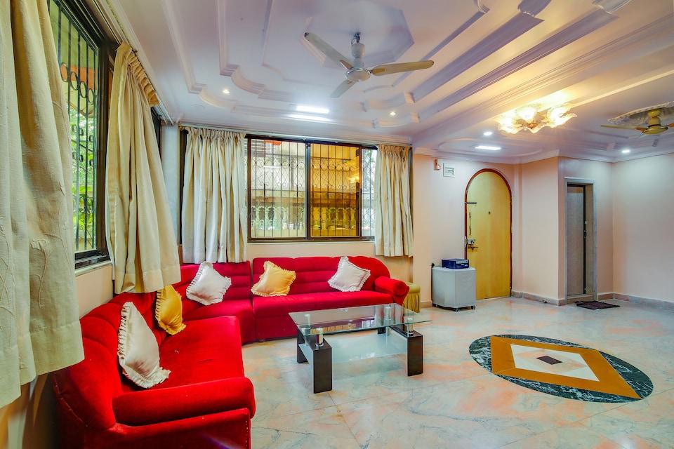 OYOHome 60119 Peaceful Studio Sai Kutir Villa Nerul