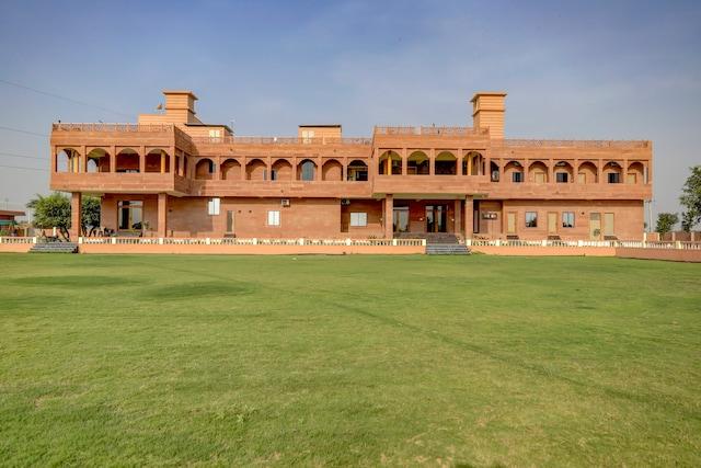 Capital O 60215 Sri Karni Heritage Resort Deluxe