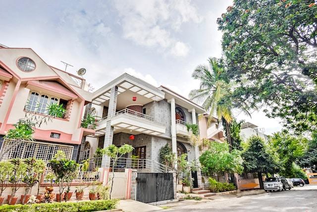 OYO Home 60322 Lavish Villa HRBR Layout
