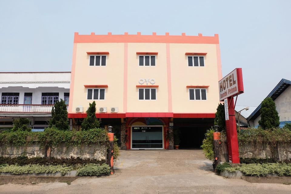 OYO 1590 Hotel Jambi Prima