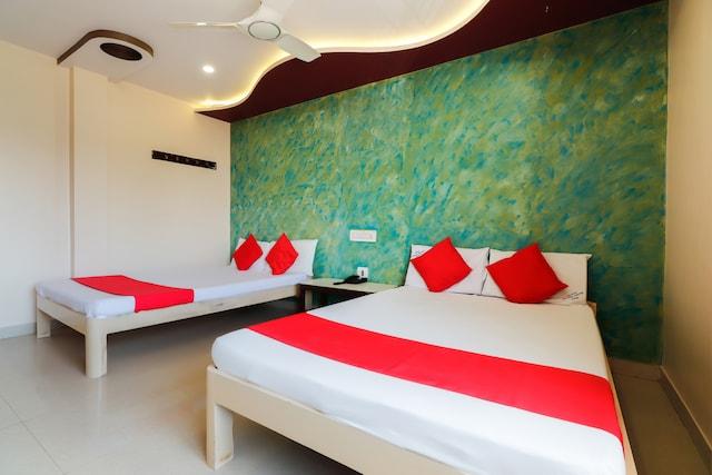 SPOT ON 60495 New Hotel Surya SPOT