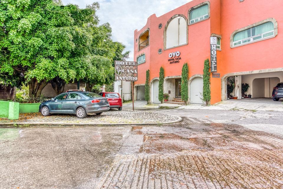 OYO Hotel Casa Anturio