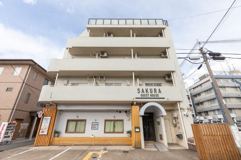OYO Hotel Sakura Guest House Kyoto