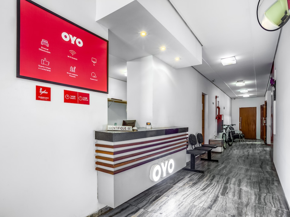 OYO Hotel Gmatos Belo Horizonte