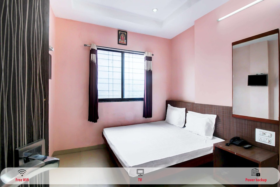 SPOT ON 61388 Shri Sai Bhakti Residency