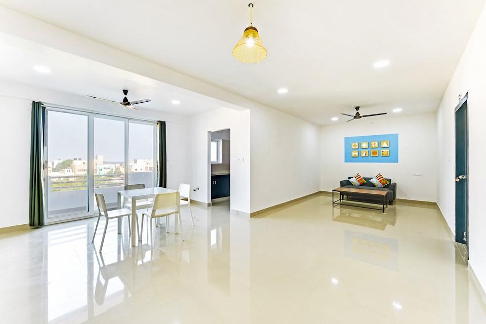 OYO Home 61831 Sea View Apartments Near Mayajal