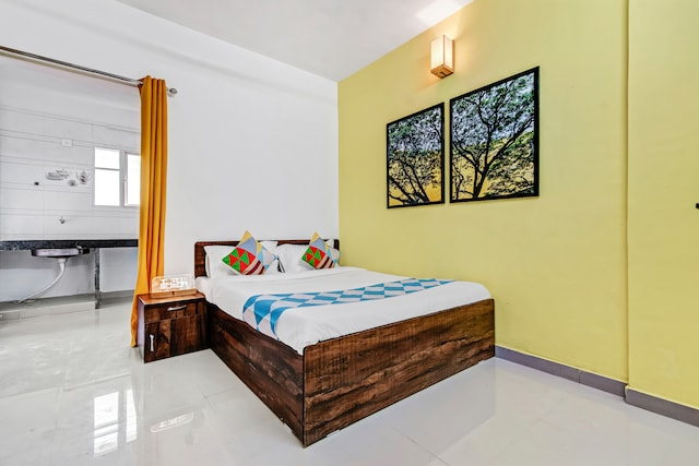 OYO Home 61999 Peaceful 1Rk SP InfoCity