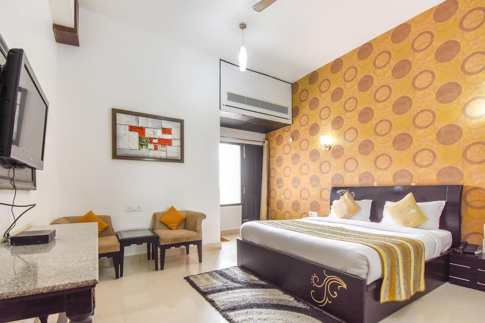 Palette - Hotel Luxmi Residency