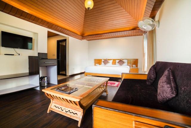Palette- Boro's Resort Deluxe