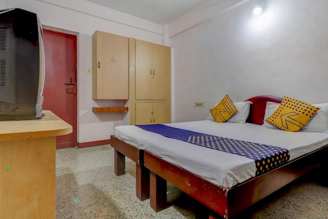 SPOT ON 63076 Hotel Sri Kaliyappa Lodge SPOT