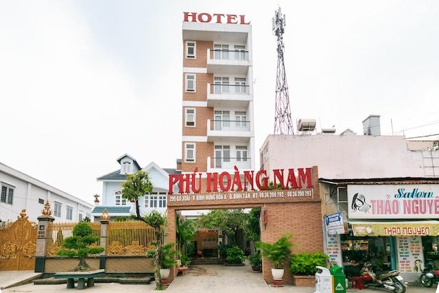 OYO 463 Phu Hoang Nam