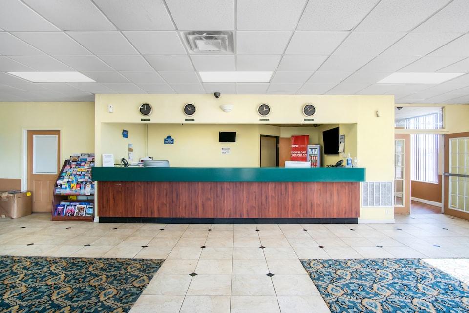 OYO Hotel Oklahoma City South I-35 and SE 29th