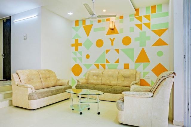 OYO Home 63694 Specious 4 BHK