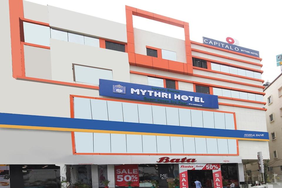 Capital O 63727 Mythri Hotel