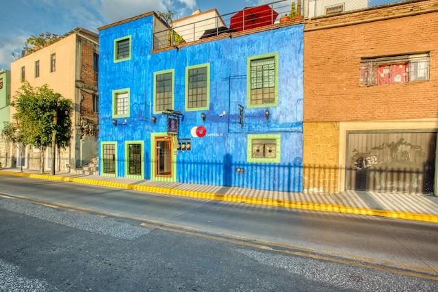 Capital O El Andariego