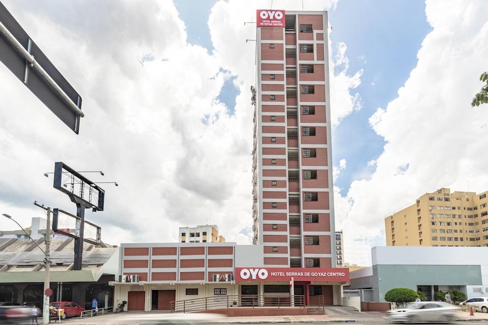 OYO Hotel Serras De Goyaz Centro