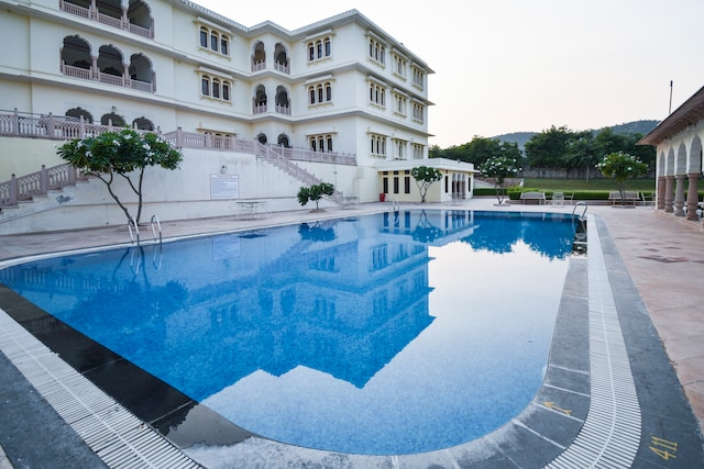 Palette - Jaibagh Resort Deluxe