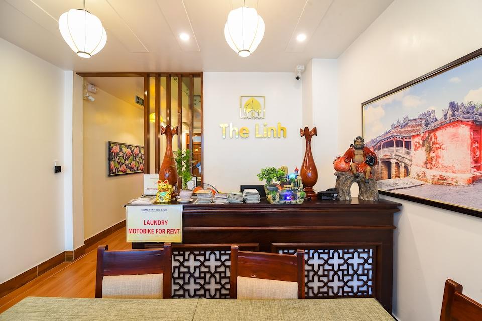 OYO 499 The Linh Homestay