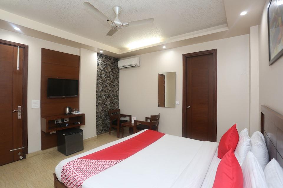 Capital O 5198 Hotel HCGrand