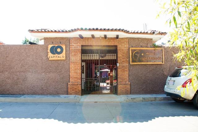 Capital O Valle Dorado