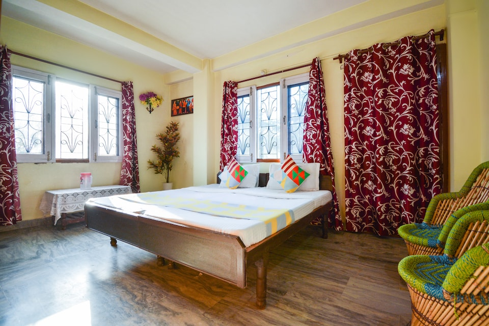 OYO Home 64327 Elegant 2bhk Apartment  Bhattakufer