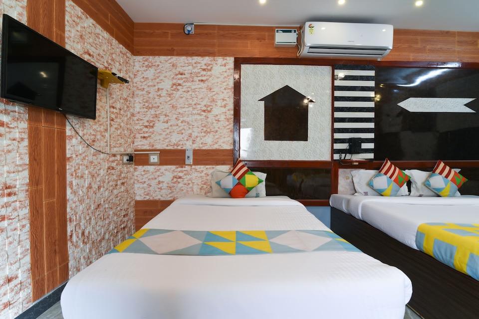 OYO Home 64367 Gnanam Residency Near Kalapeta Beach