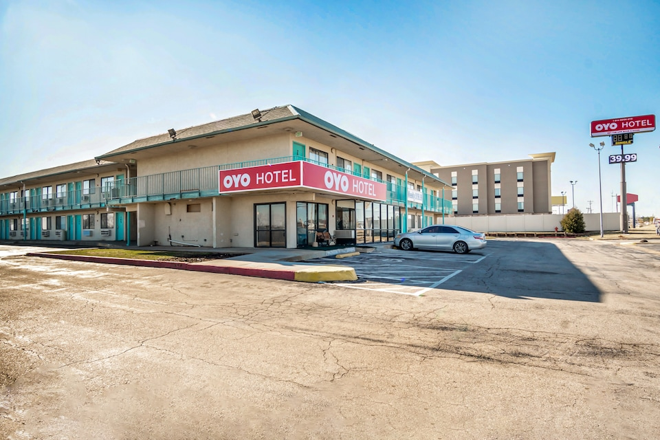 OYO Hotel Oklahoma City Northeast