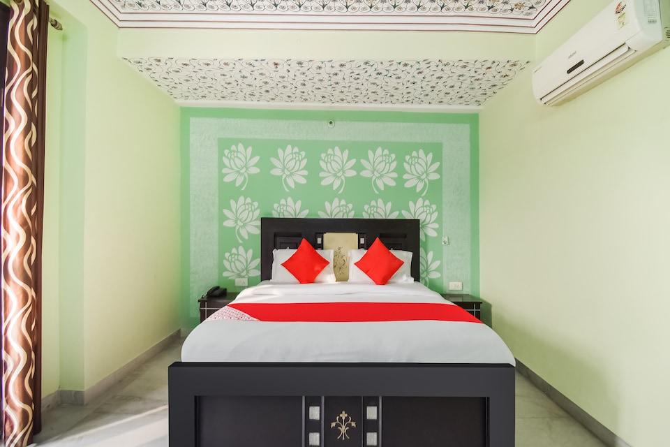 SPOT ON 64485 Hotel Malak Mahal