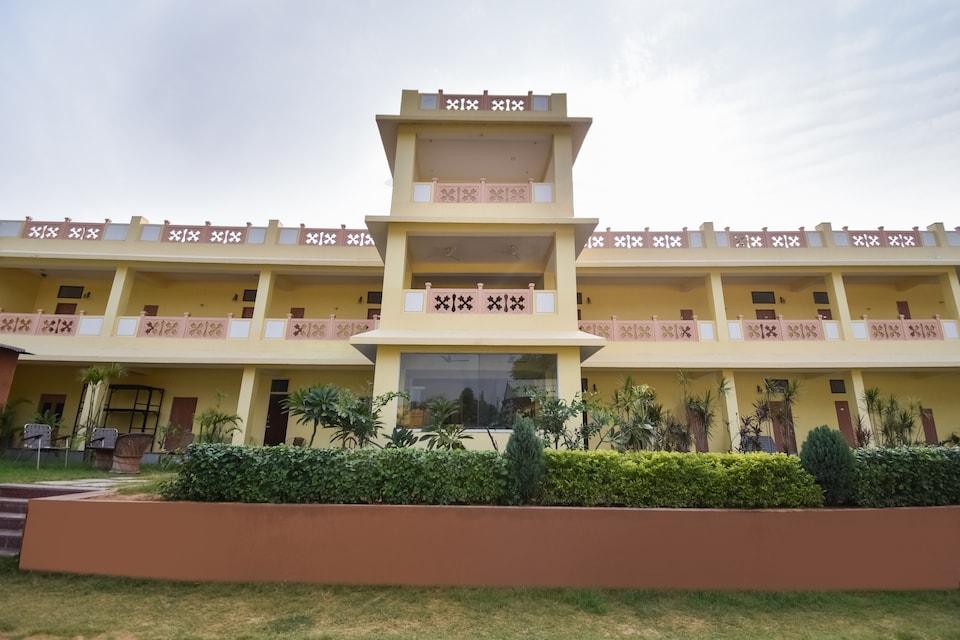 Capital O 64620 Sri Durga Vilas Resort, Amer, Jaipur