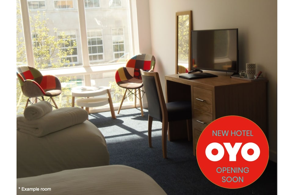 OYO Plymouth Central
