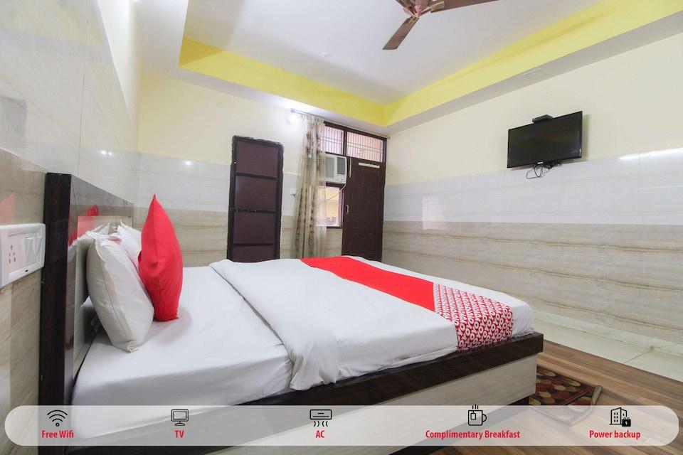OYO 65548 Hotel Kisan Palace