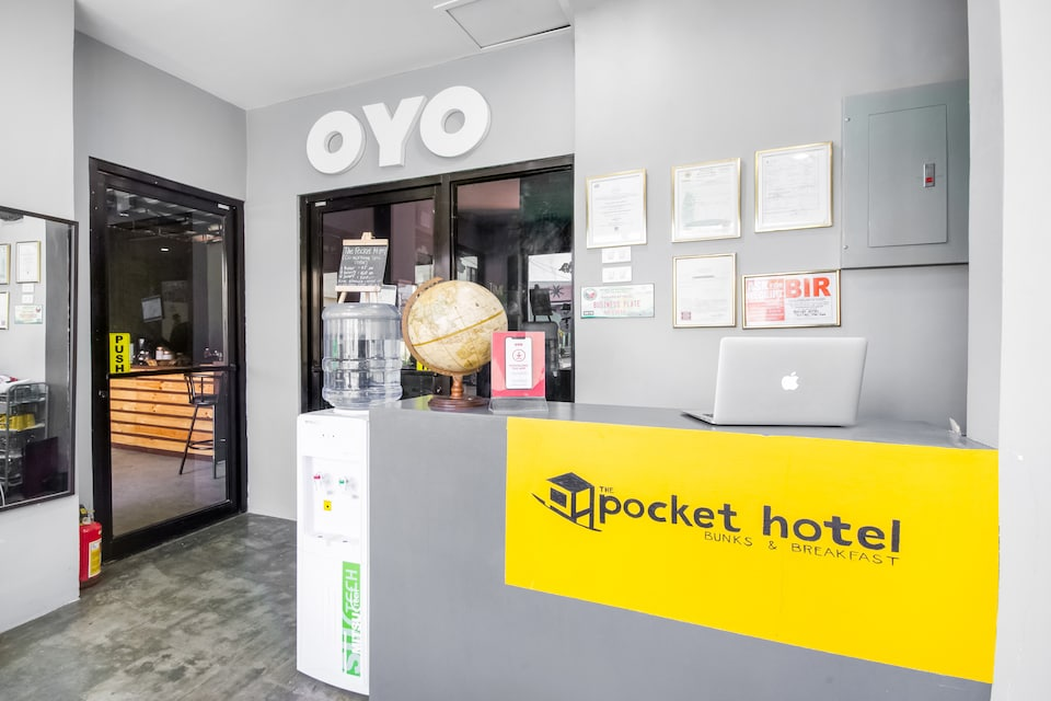 OYO 495 The Pocket Hotel