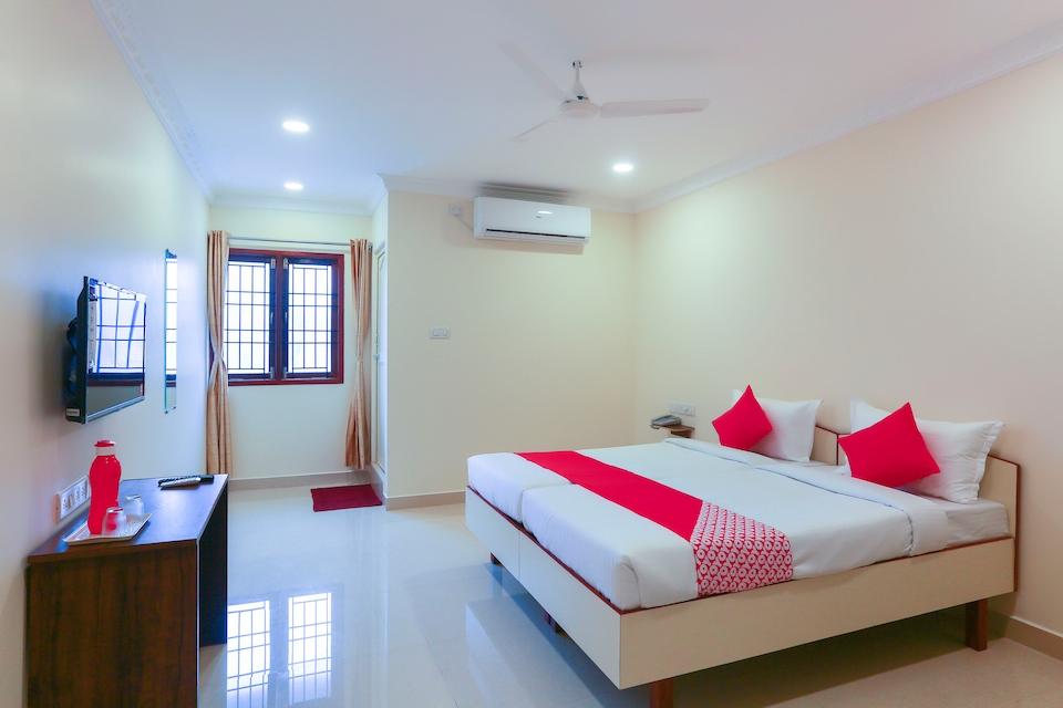 OYO Flagship 65606 Jamal Residency, T Nagar Chennai, Chennai