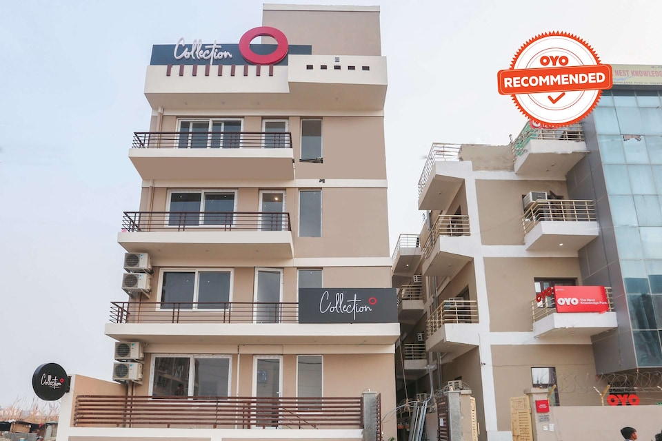 Collection O 50317 Knowledge Park III, Greater Noida
