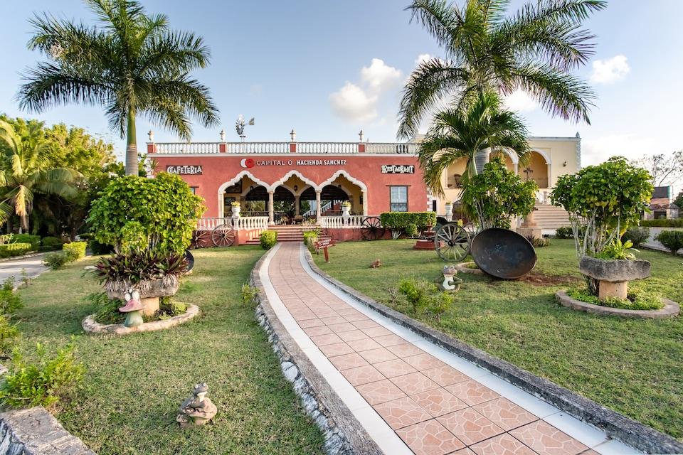 Capital O Hacienda Sánchez