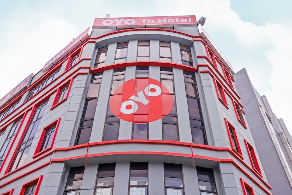 OYO 162 FB Hotel
