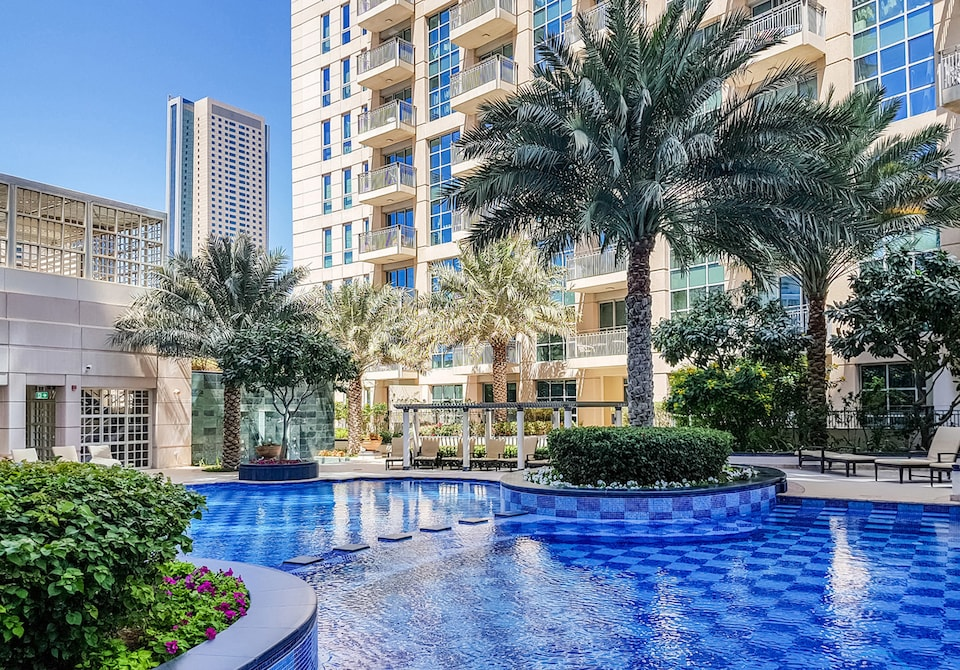 OYO 398 Home  Standpoint Tower A , 1 BR