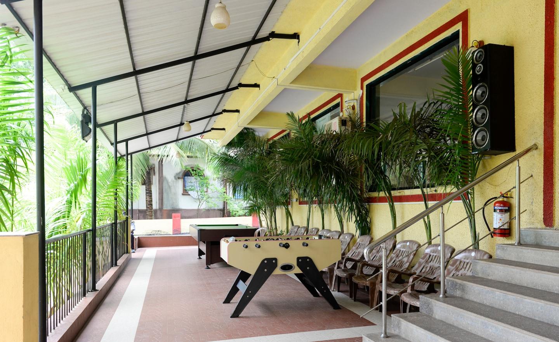 OYO 855 Hotel Grand Goa Exotica -1