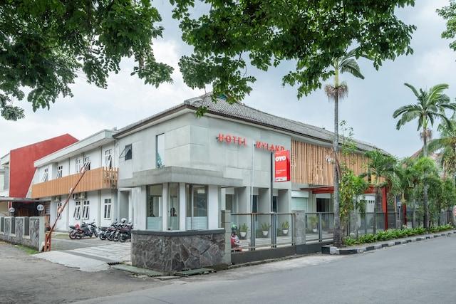 Hotel Nyland 3 Cijagra